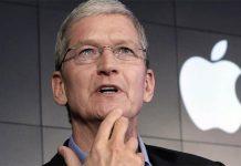 Apple CEO Tim Cook 2017 yili kazanci