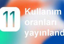 iOS 11 indirilme oranları