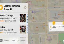 iOS haritalari ic mekan ozelligi