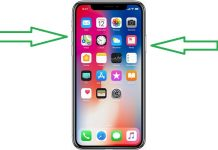 iPhone X ekran goruntusu nasıl alınır