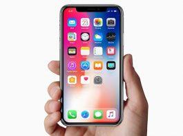 iPhone X satıs payi