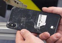 iPhone X iPhone 8 ve iPhone 8 Plus dayanıklık testi.