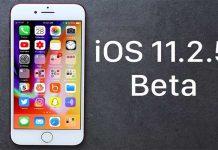 iOS 11.2.5 Beta 2 surumu guncellemesi