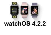 watchOS 4.2.2 Beta 1