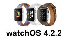 watchOS 4.2.2 Beta 2 guncellemesi