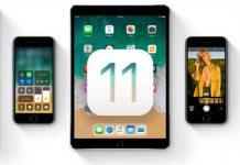 iOS 11 guncel kullanim orani