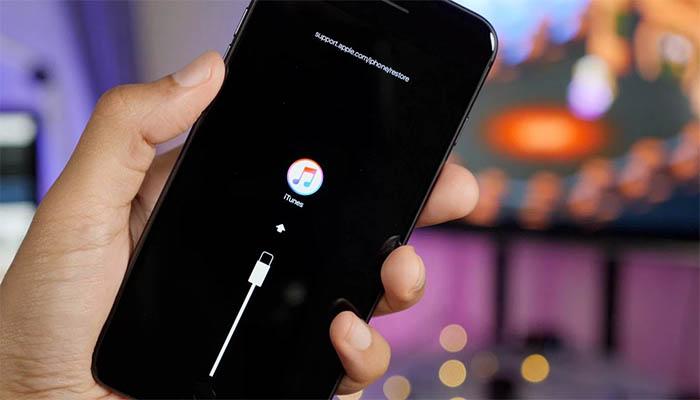 iPhone kurtarma modu