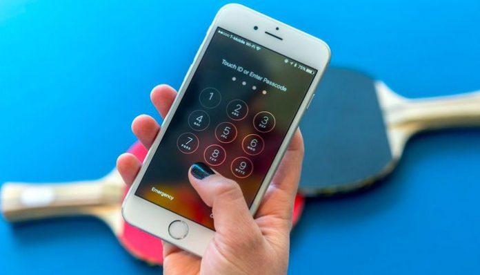 iPhone parolasini unuttum