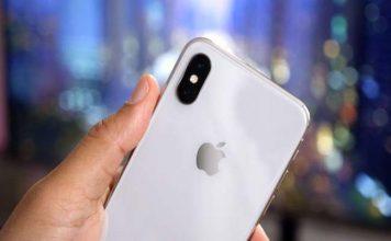 iPhone X kac satti