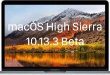 macOS 10.13.3 Beta 3