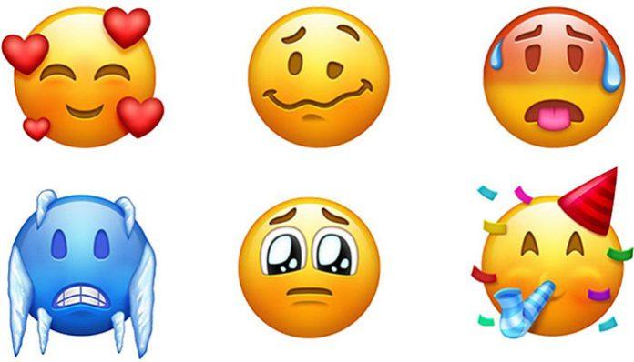 iOS 12 yeni emoji
