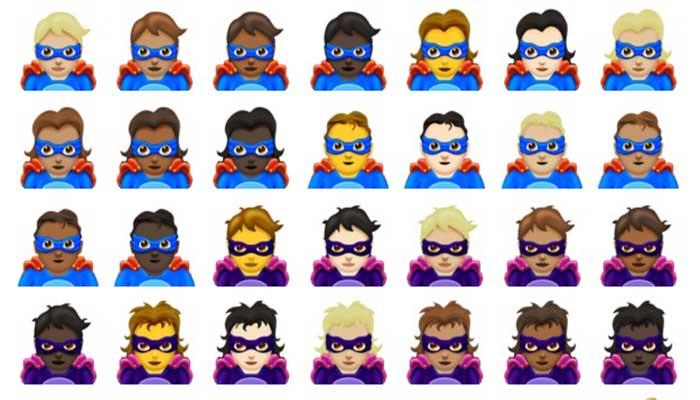 kahraman emoji