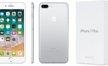 Yenilenmis iPhone 7 ve 7 Plus