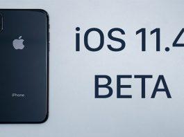 iOS 11.4 guncellemesi