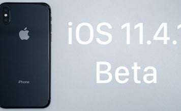iOS 11.4.1 beta 2