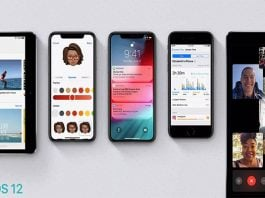 iOS 12 yenilikleri