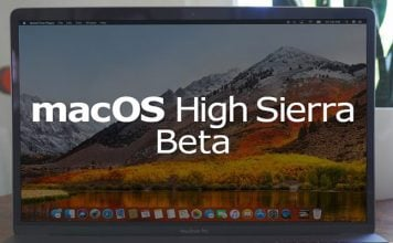 macOS 10.13.6 beta 2