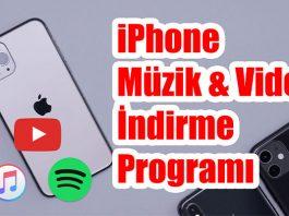 iPhone müzik indirme programi 2021